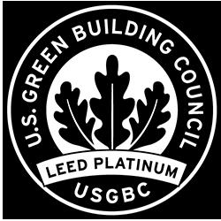 US Green Building LEED Platinum