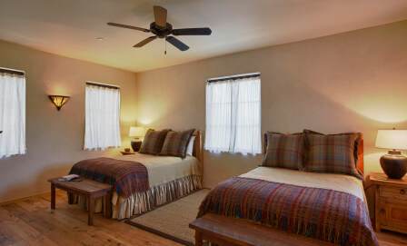 Five Sisters Ranch - Bedrooms