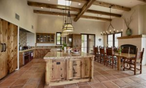 five sisters ranch kitchen 2