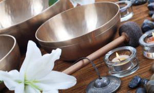 sound healing at five sisters ranch