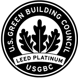 US Green Building LEED Platinum