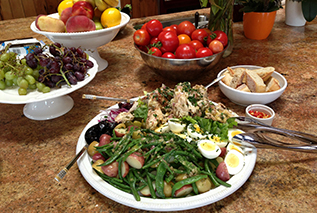 organic and nutritional meals